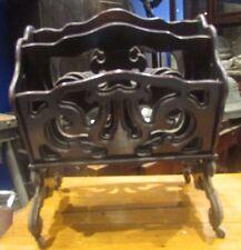 ancien grand porte revues ou partitions  palissandre XIXe napoleon III classeur