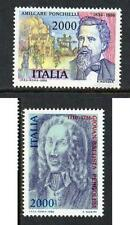 ITALY MNH 1986 SG1915-1916 COMPOSERS