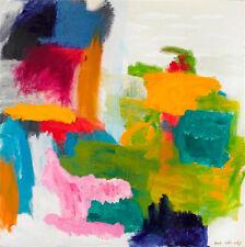 CONTEMPORARY WALL DECOR, Abstract Painting, Acrylic on Canvas,MODERN ART, SERENE