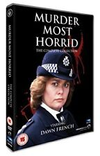MURDER MOST HORRID  Complete Collectiion DVD - 4 Disc set - Dawn French ( NEW )