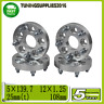 4PCS 25MM Wheel Spacers For SUZUKI GRANT VITARA 1999-2005 5x139.7 HUB 5LUGS AUS