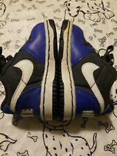 Baby Nike Sneaker Girls Shoes midnight navy & white 3c