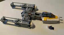 LEGO 75172 Y Wing Starfighter from Rogue one retired great shape AUTHENTIC LEGO