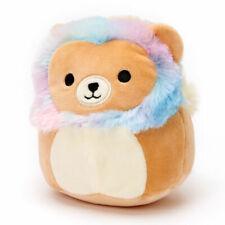 Squishmallows 7.5 Inch Plush Leonard The Rainbow Lion Soft Squishy Teddy Cute