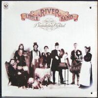 LITTLE RIVER BAND 'Diamantina Cocktail' Original 1977 1st pressing SEALED LP