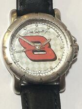 Dale Earnhardt jr ladies wrist watch game time drivers series