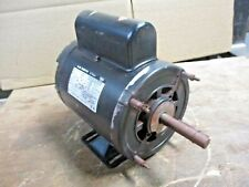 A.O. SMITH 1 HP SINGLE PHASE MOTOR, FR 56, RPM 1725, #36943J USED