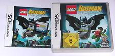 Spiel: LEGO BATMAN das Videospiel für Nintendo DS + Lite + Dsi + XL + 3DS 2DS