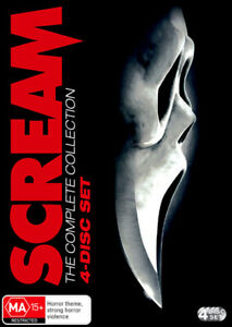 SCREAM: THE COMPLETE COLLECTION - (SCREAM / SCREAM 2 / SCREAM 3 / [NEW DVD]