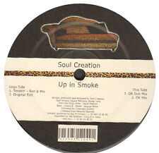 SOUL CREATION - Up In Smoke - Musique De Salon