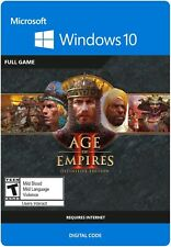Age of Empires II 2 Definitive Edition PC Windows 10 Key Global INSTANT Delivery