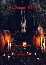 New Satanic Rituals By Howard Vernon - Black Magic, Spells, Demons, Devil