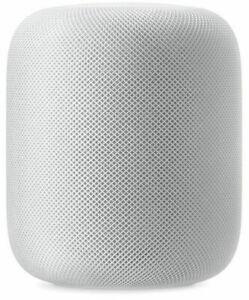100% Working Apple HomePod Smart Speaker Music White MQHV2LL/A W/ WARRANTY