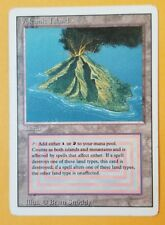 Vintage Magic | MTG Revised/3rd Edition Volcanic Island, LP Condition OLD SCHOOL