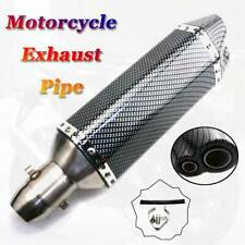 Motorcycle Exhaust Pipe Muffler Slip On System For Kawasaki Ninja ZX12R 2005