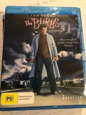 The Burbs Blu-Ray Region B UK Import Fast Free Ship
