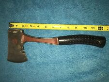 "Be Prepared Hatchet Black Handle 13"" Long, Bridgeport USA"
