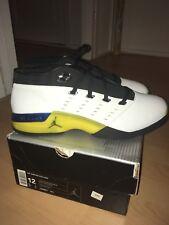 Nike Air Jordan 17 XVII Low white/lightning DS