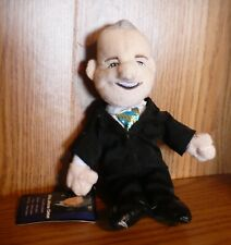 K&K Games Famous American Presidents Bean Bag Collectible William J. Clinton Tag