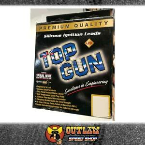 TOP GUN IGNITION LEAD KIT FITS PORSCHE 911-930 (TO '89) 6CYL AIR-COOLED - TG6088