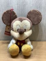 Disney Mickey Mouse Plush 12inch Soft Toy Collectable Made With Love NEW