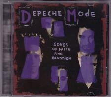Depeche Mode - Songs Of Faith And Devotion - CD (CD STUMM 106 1993)