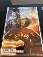 CAPTAIN MARVEL #22-23 1ST APP OF SORA & OVE MARVEL COMICS 2020