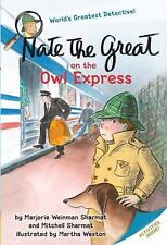 Nate the Great on the Owl Express: By Sharmat, Marjorie Weinman