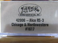 JTC - Alco RS-3  (Chicago & NorthWestern)