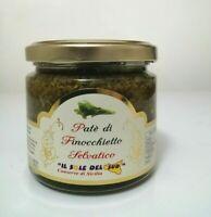Patè di Finocchietto selvatico Siciliano vaso da 190gr