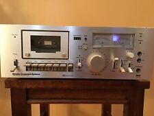 Vintage Mcs Modular Component Systems 3564 Single Stereo Cassette Deck