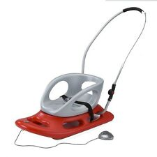 Paricon 933 Collapsible Toddler Sled, Red NEW