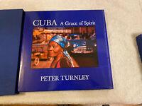 PETER TURNLEY CUBA — A Grace of Spirit *Free USPS Shipping*