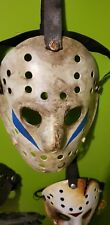 Jason voorhees mask Friday 13th  custom made, highly detailed mask.
