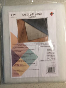 OW ('Oriental Weavers') Anti Slip Rug 70 x 140 cm