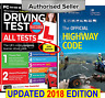 2018 Driving Theory Test & Hazard test CD Rom DVD Highway Code Book Car,llj