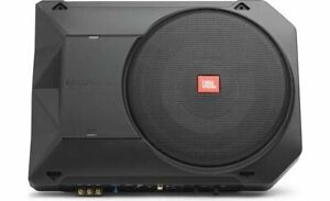"JBL BassPro SL2 8"" Low-Profile Underseat Vehicle Car Subwoofer System"