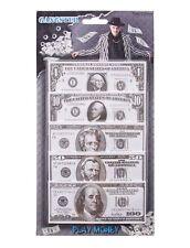 V.I.P. Spielgeld Dollar Money Al Capone Mafia Banknoten Karneval Accessoires Clo