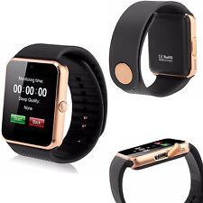 Bluetooth NFC Smart Watch GSM Phone For Android Samsung Galaxy J3 J5 J7 LG G5 G4