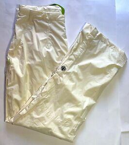 NWT SUNICE Typhoon Women's Waterproof Rain Pants Sz Large Golf