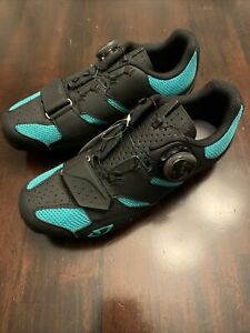 Giro SAGE BOA Mountain Bike Shoes Size 6.5 Womens EU 38 Brand New No Box