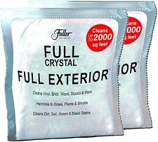 Fuller Brush Full Crystal 2 Refill Kits 8 oz  As Seen On TV Not Include Bottle