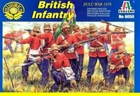 Italeri 1/72 6050 British Infantry (Colonial War - Zulu War 1879)