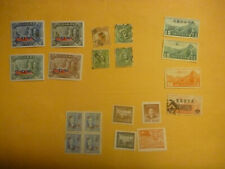 China - Lot of Assorted Stamps - Various Conditions