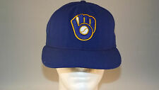 Milwaukee Brewers New Era 59Fifty Authentic Collection On-Field Hat - Size 7 1/8