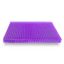 Purple Portable Seat Cushion - Comfiest Science You Can Sit On