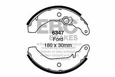 6347 EBC Rear Brake Shoes for FORD FORD  Fiesta