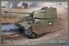 IBG 72049 44M Turan III Hungarian Medium Tank scale 1/72