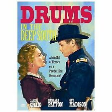 Drums in the Deep South DVD Region 1