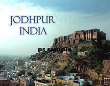 India - JODHPUR - Travel Souvenir Fridge Magnet